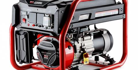 4,200W Single Phase Petrol Generator- GX4335i