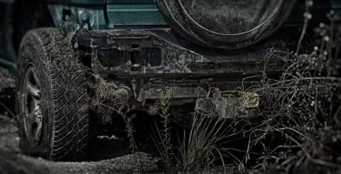 scrap-Jeep