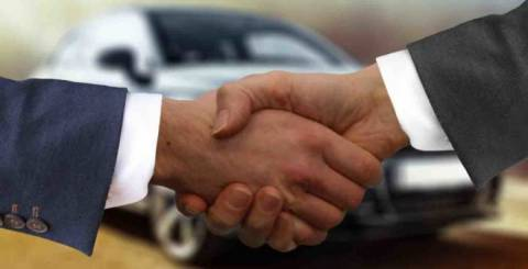 Selling Car Under Finance