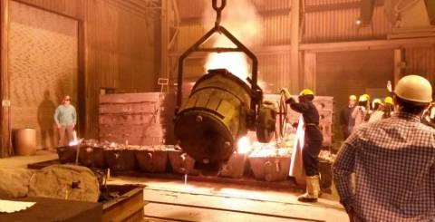 duplex steel casting