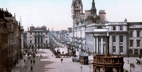 Aberdeen, Guide to Aberdeen