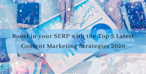 Content Marketing Strategies 2020