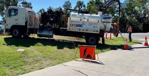 hydro-vacuum-excavation