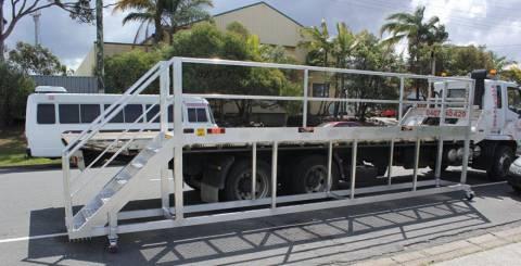 truck access platform australia