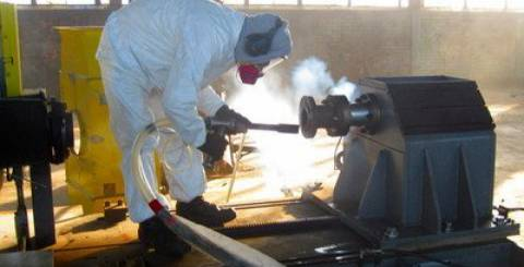 5 Things You Must Know About a Dry Ice Blasting Rental Company