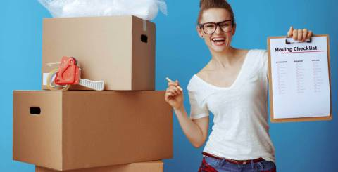 The Ultimate House Moving Checklist for 2020