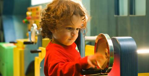 Getting Your Children Excited in STEM Without Pushing Them