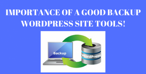 Backup WordPress Site