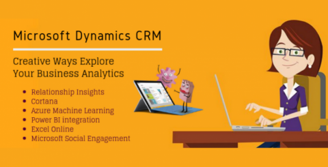 Creative Ways Explore Your Business Analytics With Microsoft Dynamics CRM