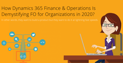 How Dynamics 365 Finance and Operations is Demystifying FO for Organizations in 2020
