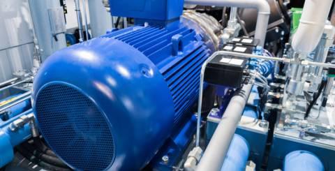 liquid ring compressor system