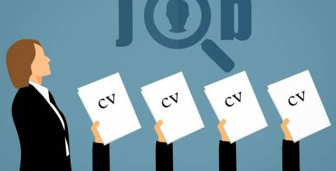 How to Create Your First CV?