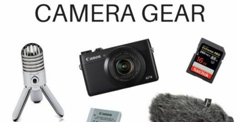 The Best Vlogging Cameras and Gear