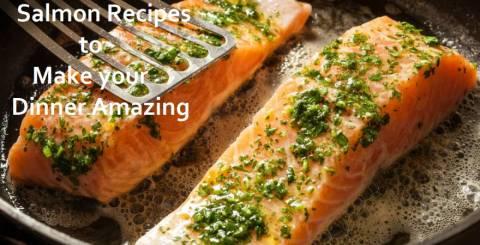 6 Easy & Healthy Salmon Recipes