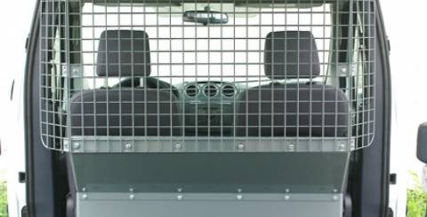 How Cargo Partitions in Vans Increase the Safety? | ArticleCube