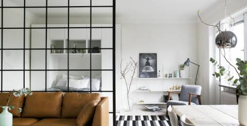 10 Tips for Arranging a One-Room Apartment