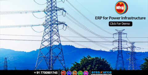 Need for ERP for Power Infrastructure
