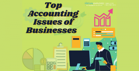 Top Accounting Issues Businesses Face and their Solutions