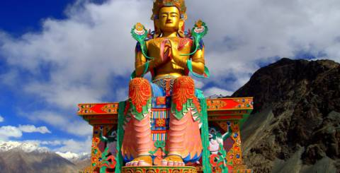 Buddhist Pilgrimage Tourism in India