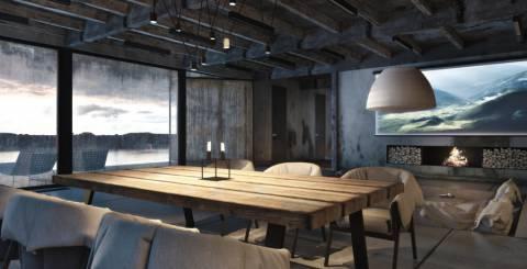 Industrial Home Design