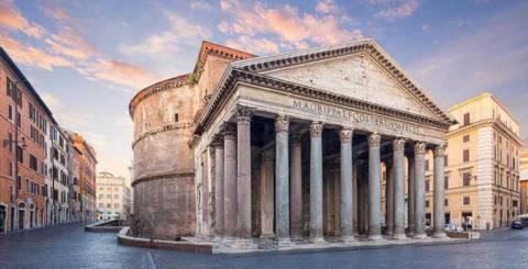 Pantheon Guided Tour