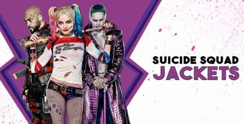 Suicide Squad Jackets