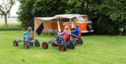 best campervans for families