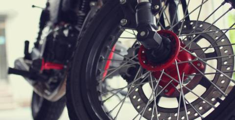 The Importance of Tyres on Your Motorcycle