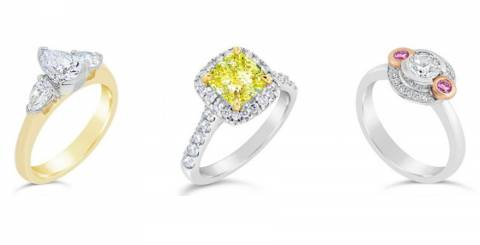 Choosing the right diamond cut for your engagement ring