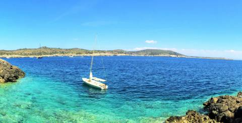 Island of Giannutri (Italy), Ecotourism in the Heart of the Tyrrhenian Sea