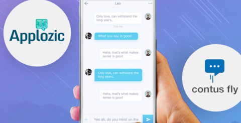 Best Alternative of Applozic - Contus Fly for Real-time Chat in an Android & iOS App