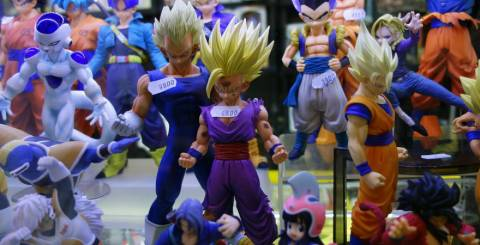 Your Ultimate Guide to Anime Figures Collection