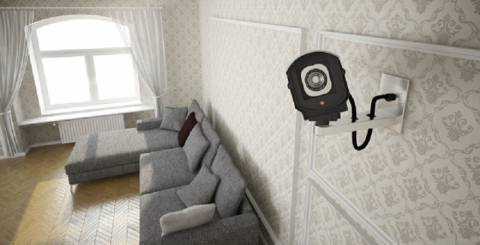 uses of security cameras
