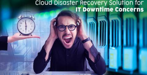 Cloud Disaster Recovery Solution for IT Downtime Concerns