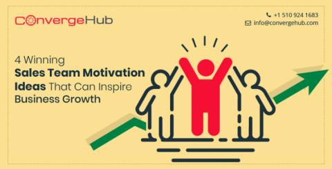 Sales Team Motivational Ideas To Inspire Business Growth