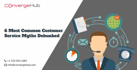 6 Most Common Customer Service Myths Debunked