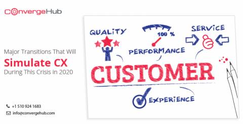 Major Transitions That Will Simulate CX During This Crisis in 2020