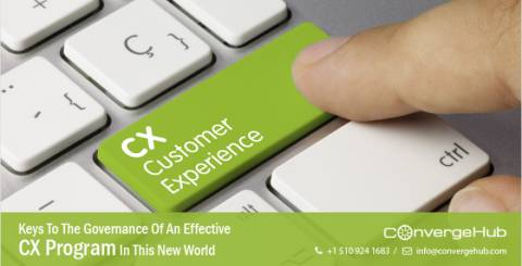 Keys To The Governance Of An Effective CX Program In This New World