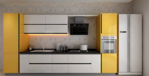 Budget-Friendly Modular Kitchen Design Ideas | ArticleCube