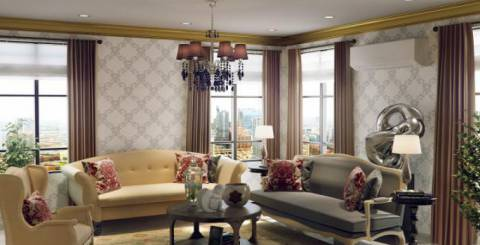 Ethnic Middle Eastern Bedroom Design Ideas