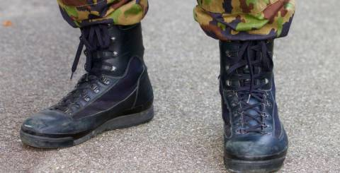 Combat Boots Are Back in a World Full of Badasses