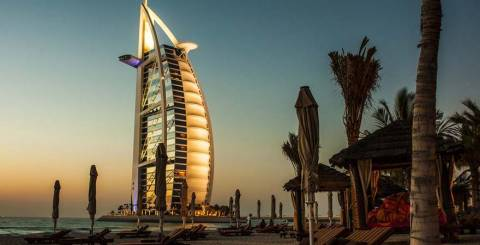 Top Most Luxury Hotels in Dubai