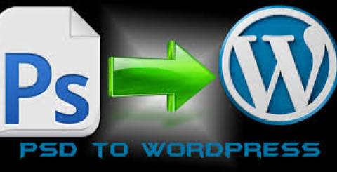 psd to wordpress conversions