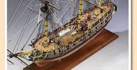 Amati Model Ship Kit