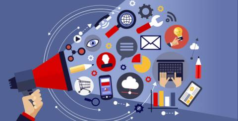 Services from Internet marketing company