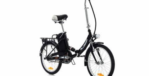 Dillenger Comfort Folding Electric Bike